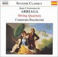 Juan Crisóstomo de Arriaga: String Quartets