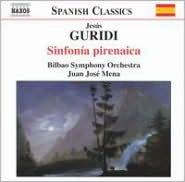 Jésus Guridi: Sinfónica pirenaica