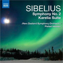 Sibelius: Symphony No. 2; Karelia Suite