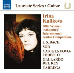 Irina Kulikova: Guitar Laureate