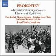 Prokofiev: Alexander Nevsky; Lieutenant Kijé Suite