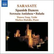 Sarasate: Spanish Dances; Serenata Andaluza; Balade