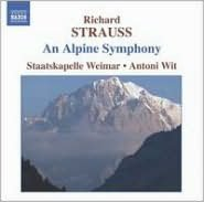 Richard Strauss: An Alpine Symphony
