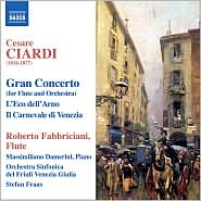Ciardi: Music for Flute