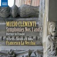 Clementi: Symphonies Nos. 1 & 2; Overture in D major