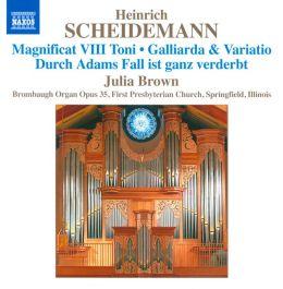 Heinrich Scheidemann: Organ Works, Vol. 6