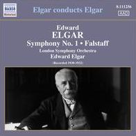 Elgar Conducts Elgar: Symphony