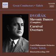 Dvorak: Slavonic Dances (Complete)