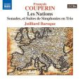 CD Cover Image. Title: Fran�ois Couperin: Les Nations, Artist: Juilliard Baroque
