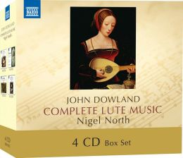 John Dowland: Complete Lute Music