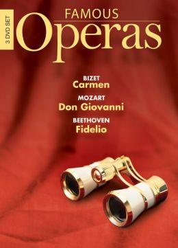 Famous Operas: Carmen