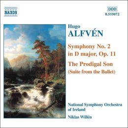 Alfvén: The Prodigal Son Suite/Symphony No. 2