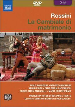 La Cambiale di Matrimonio (Rossini Opera Festival)