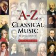CD Cover Image. Title: A to Z of Classical Music