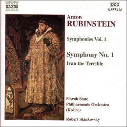 Rubinstein: Symphonies, Vol. 1