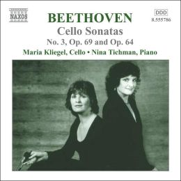 Beethoven: Cello Sonata No. 3, Op. 69; Cello Sonata, Op. 64
