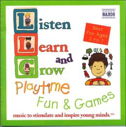 Listen, Learn & Grow: Playtime, Fun & Games