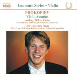 Prokoviev: Violin Sonatas