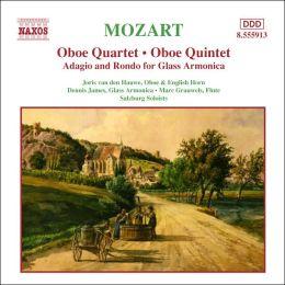 Mozart: Oboe Quartet & Quintet