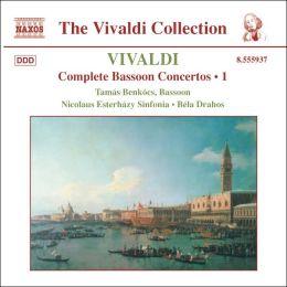 Vivaldi: Complete Bassoon Concertos, Vol. 1