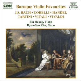 Baroque Violin Favourites