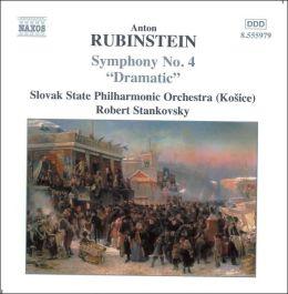 Anton Rubinstein: Symphony No. 4