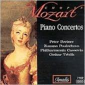 Mozart; Chopin: Piano Concertos