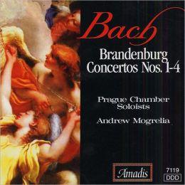 Bach: Brandenburg Concertos Nos. 1-4
