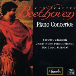 Beethoven, Tchaikovsky: Piano Concertos