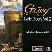 Grieg: Lyric Pieces, Vol. 3