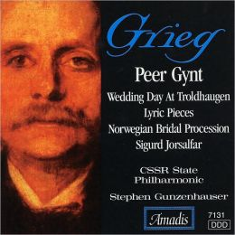 Grieg: Peer Gynt; Wedding Day at Troldhaugen; Lyric Pieces; Etc.