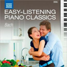 Easy-Listening Piano Classics: Bach