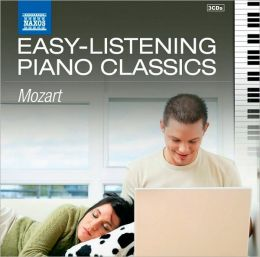 Easy-Listening Piano Classics: Mozart