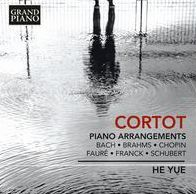 Cortot: Piano Arrangements