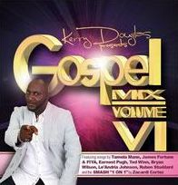 Kerry Douglas Presents Gospel Mix, Vol. 6