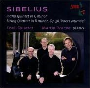 Sibelius: Piano Quintet in G minor; String Quartet in D minor, Op. 56