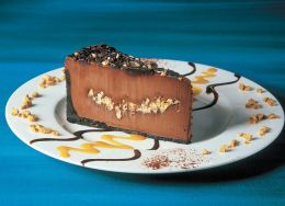 Chocolate Toffee Mousse with Kahlua®