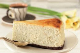 Sinfully No Sugar Added Cheesecake