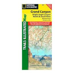 National Geographic 603104 261 Grand Canyon National Park Arizona