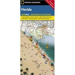 National Geographic GM01020314 Map Of Florida