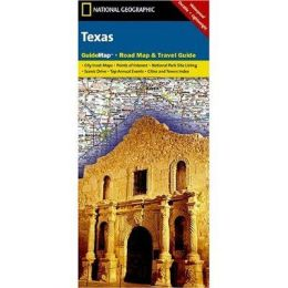 National Geographic GM00620543 Map Of Texas