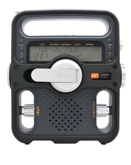 Eton Solarlink FR600 Weather & Alert Radio