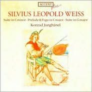 Silvius Leopold Weiss: Suite in C minor; Prelude & Fuga in C; Suite in G