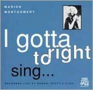 I Gotta Right to Sing
