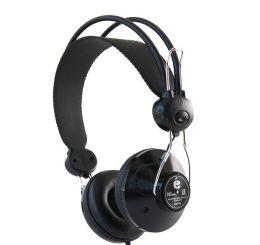 Eskuche 33 1/3 Black Classic Style Headphones