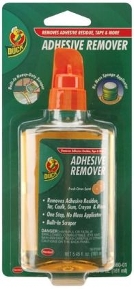 Adhesive Remover-5.45 Ounce