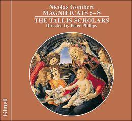 Gombert: Magnificats 5-8