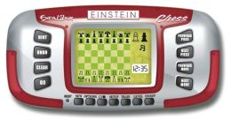 Einstein Chess Wizard LCD Game