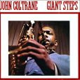 CD Cover Image. Title: Giant Steps, Artist: John Coltrane