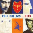 CD Cover Image. Title: ...Hits, Artist: Phil Collins
